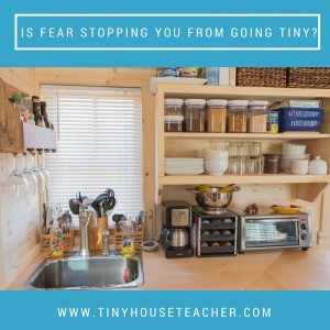 Is Fear Stopping You From Going Tiny